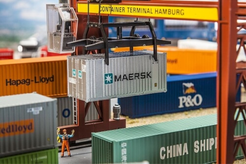 H0 20' Container MAERSK