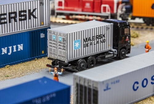 H0 20' Container MAERSK SEALAND