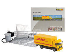 H0 Car System Start-Set LKW DHL