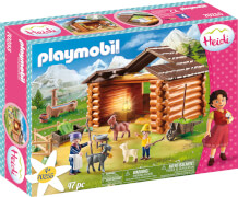 PLAYMOBIL 70255 Peters Ziegenstall